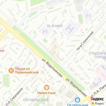 Принцесса на Яндекс.Картах