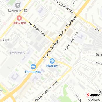 Почта с индексом 398024 на Яндекс.Картах