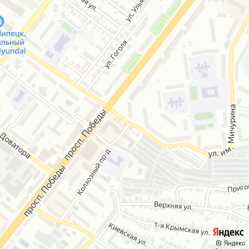 Этюд на Яндекс.Картах