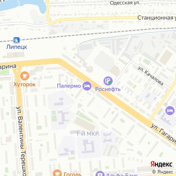 Почта с индексом 398016 на Яндекс.Картах