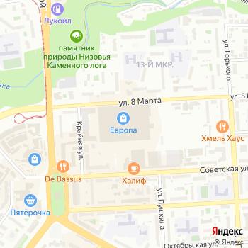 Токио на Яндекс.Картах