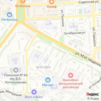 Почта с индексом 398059 на Яндекс.Картах