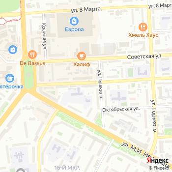 Мой ангел на Яндекс.Картах