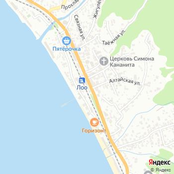 Караван на Яндекс.Картах
