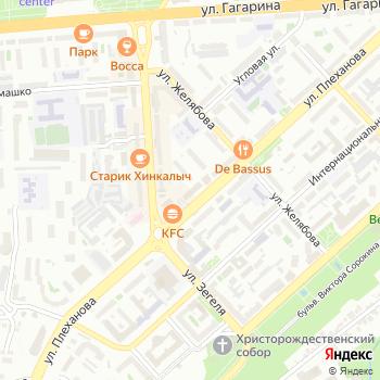 Территориальное Управление Федеральной службы финансово-бюджетного надзора в Липецкой области на Яндекс.Картах