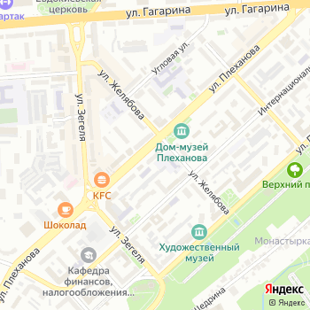 Шаг Март на Яндекс.Картах
