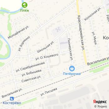Почта с индексом 601111 на Яндекс.Картах