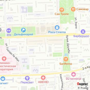 Эрос на Яндекс.Картах
