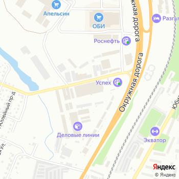 РПАК на Яндекс.Картах