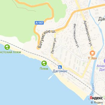 Goodride на Яндекс.Картах