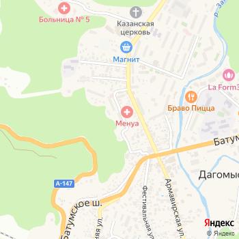 Дагомыс Телеком на Яндекс.Картах