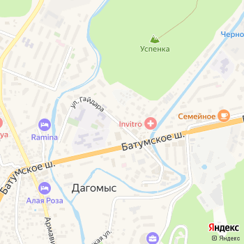 Мебельный салон на Яндекс.Картах