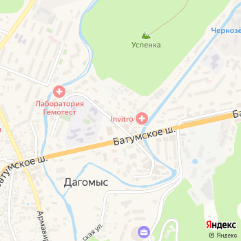 La Muse на Яндекс.Картах