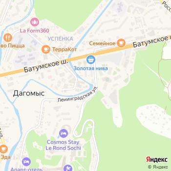 Кристина на Яндекс.Картах