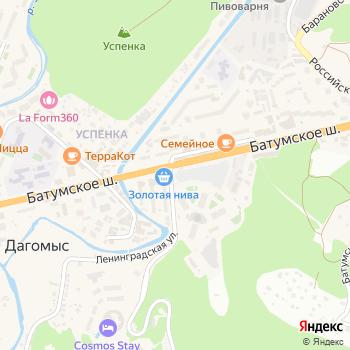 Александрия на Яндекс.Картах