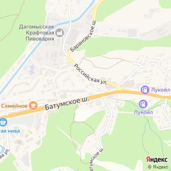 Алмаз на Яндекс.Картах