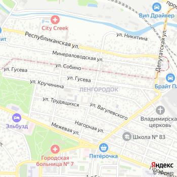 Звездочка на Яндекс.Картах