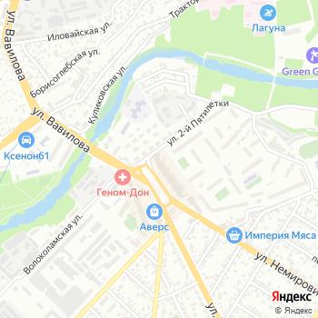 Мяснов на Яндекс.Картах