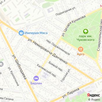 ДОНКАМИ на Яндекс.Картах