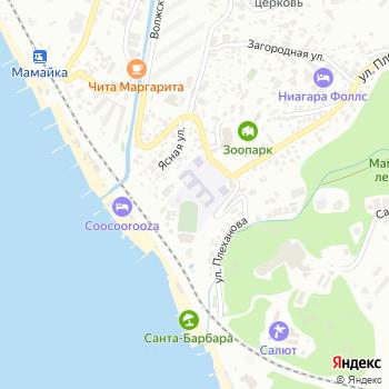 Школа-интернат №2 на Яндекс.Картах