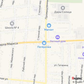 Почта с индексом 346751 на Яндекс.Картах