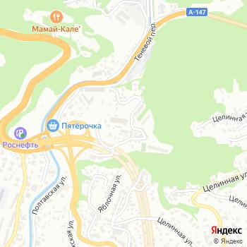 Пожарная часть №6 на Яндекс.Картах
