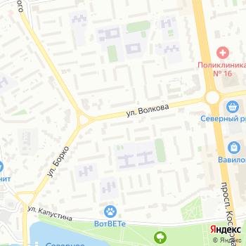 Титул на Яндекс.Картах