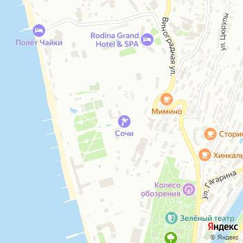 Почта с индексом 354031 на Яндекс.Картах