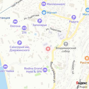 Городская больница №2 на Яндекс.Картах