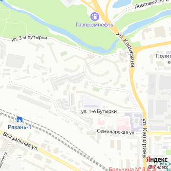 Космея на Яндекс.Картах