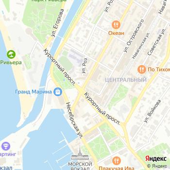 Цветы от Луизы на Яндекс.Картах