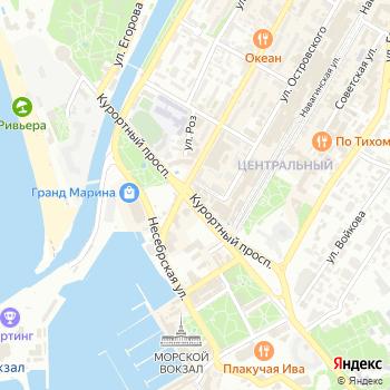 Синнабон на Яндекс.Картах