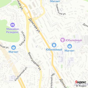 Почта с индексом 354068 на Яндекс.Картах