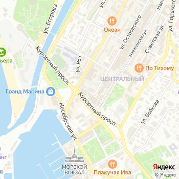 Три неба на Яндекс.Картах