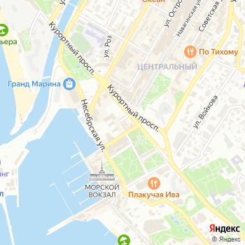 Nogi v ruki на Яндекс.Картах