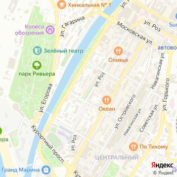 Киоск по ремонту одежды на Яндекс.Картах