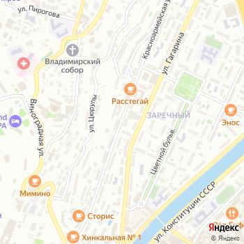 Гарант на Яндекс.Картах