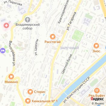 Прованс на Яндекс.Картах