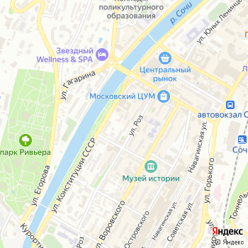 Открытый мир на Яндекс.Картах