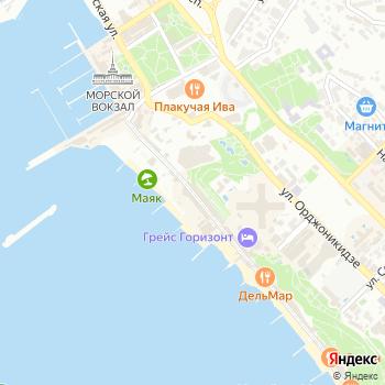 Парижанка на Яндекс.Картах