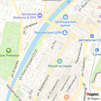 Финам на Яндекс.Картах