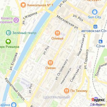 Все для художника на Яндекс.Картах