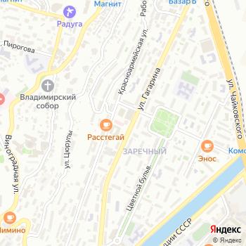 АРМЕД на Яндекс.Картах