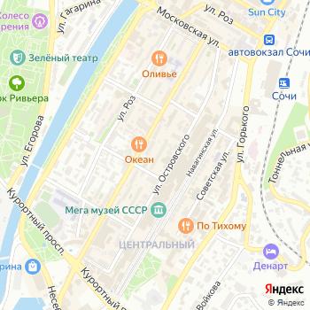 Государственная инспекция труда на Яндекс.Картах