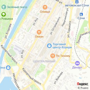 Новая оптика на Яндекс.Картах