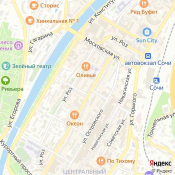Лаверна на Яндекс.Картах