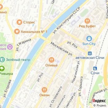 Созвездие Вкуса на Яндекс.Картах