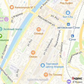 Киоск по ремонту часов на Яндекс.Картах