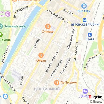 Центр подготовки кадров на Яндекс.Картах