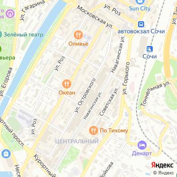 Пузатая Хата на Яндекс.Картах
